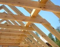 Prawidłowo wykonana więźba dachowa