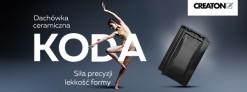Dachówka ceramiczna KODA – nowość w ofercie CREATON