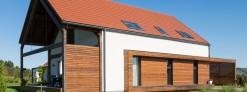 Dachówka w czerwonym kolorze – sposób na ponadczasowy dach – CREATON
